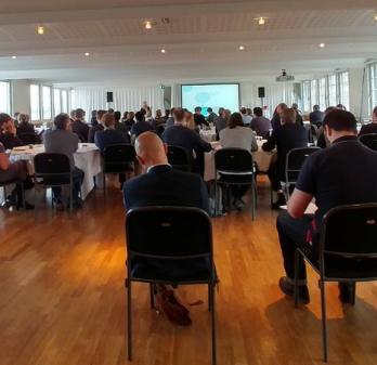 BI4ALL reforça crescimento internacional com presença em evento Sueco