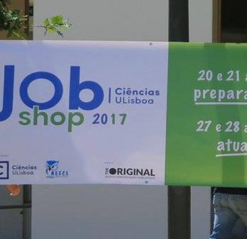 BI4ALL presente na 8ª edição do Jobshop Ciências 2017