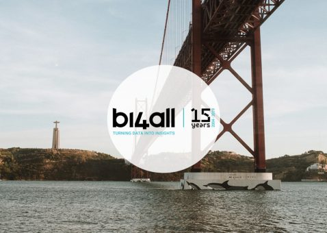 BI4ALL celebrates 15th Anniversary