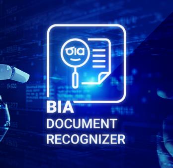 BIA Document Recognizer
