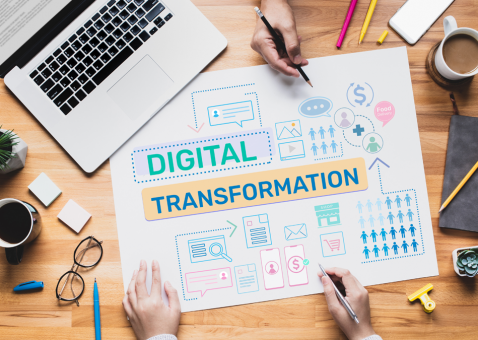 Oops! Digital Transformation is no longer a choice