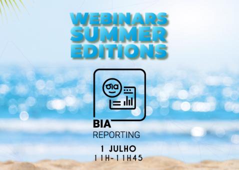 Summer Webinar – BIA Reporting